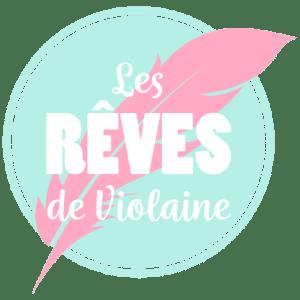 Logo Les Rêves de Violaine, boutique en ligne d'affiches et posters muraux.