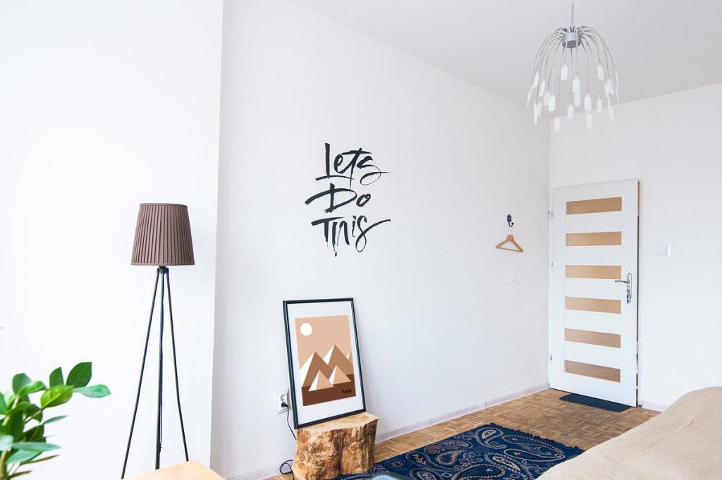 Réussir sa décoration murale avec un stickers